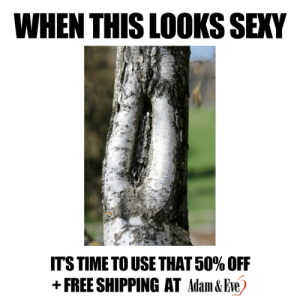 Get 50% OFF almost any adult item & FREE US/CAN Shipping by using offer code POSITIVE at AdamAndEve.com.  18+ Only.  : WHEN THIS LOOKS SEXY  IT'S TIME TO USE THAT 50% OFF  +FREE SHIPPING AT Adam&Eve    Get 50% OFF almost any adult item & FREE US/CAN Shipping by using offer code POSITIVE at AdamAndEve.com.  18+ Only.