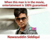 That's Nawazuddin Siddiqui for you.. munnamichael rvcjinsta: When this man is in the movie,  entertainment is 100% guaranteed  RVCJ  WWW.RVCJ.COM  Nawazuddin Siddiqui That's Nawazuddin Siddiqui for you.. munnamichael rvcjinsta