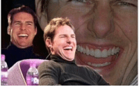 WHEN TOM CRUISE PUTS HIS CAR INTO CRUISE: WHEN TOM CRUISE PUTS HIS CAR INTO CRUISE