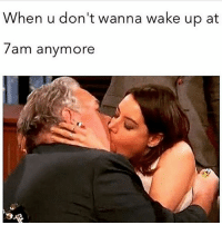 Memes, 🤖, and Wake: When u don't wanna wake up at  am anymore Pucker up Desmond 💋 goodgirlwithbadthoughts 💅🏻