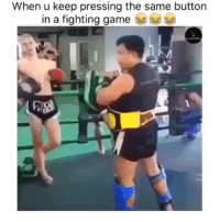 Me in Mortal Kombat lol Swipe ➡️ for more!!! gaming: When u keep pressing the same button  in a fighting game Me in Mortal Kombat lol Swipe ➡️ for more!!! gaming