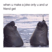 Memes, Too Much, and 🤖: when u make a joke only u and ur  friend get I do this too much! 😂
