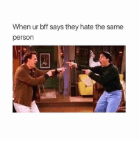 Girl, Mean, and Tag Someone: When ur bff says they hate the same  person Tag someone and don't say anything- they know who u mean 🤫 @teengirlclub @teengirlclub @teengirlclub