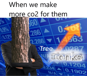 Free, Co2, and Them: When we make  more co2 for them  60  286 0168  0.9%  1 4563  0.120%  2.286  Free  Y0287  WATronKS  02  O.1204  4  0.234 O.1902  N/A  213  0.27 we need more of them
