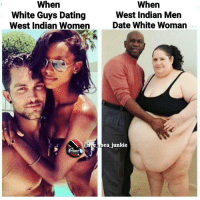 do indian women date white men