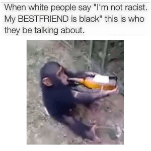 "https://t.co/hXB2WzWa72: When white people say ""I'm not racist.  My BESTFRIEND is black"" this is who  they be talking about. https://t.co/hXB2WzWa72"