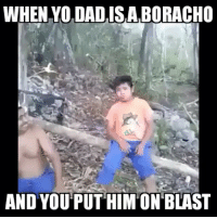 Memes, Mexican, and 🤖: WHEN YODADISABORACHO  AND YOU PUT HIM ON BLAST Tag in borracho 🍺😂 FOLLOW US➡️ @so.mexican