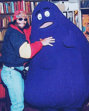 Savage, One, and You: When You're So Savage, No Talks About That One Incident with Grimace