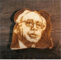 Memes, Toast, and 🤖: When you accidentally Bern your toast https://t.co/VWfn9YXEga
