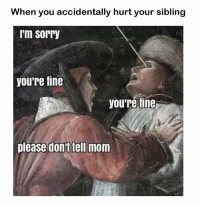 Dont Tell Mom