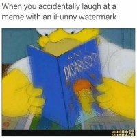 When you accidentally laugh at a  meme with an iFunny watermark  ifunny.CO 😤😤 • *noice* • Tags to hopefully resurrect this dead page dank dankmemes irony equalrights gay brony bronypride feminist blm blacklivesmatter savage muslim isis killme bleach suicide edgymemes autism meme triggerwarning tumblr trump dankmemes edgy memes cringe cancermemes depression