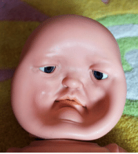 When you accidentally turn on your front facing camera: When you accidentally turn on your front facing camera