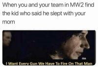 """<p>New format potential? I can see this going to great heights. via /r/MemeEconomy <a href=""""http://ift.tt/2CvSapY"""">http://ift.tt/2CvSapY</a></p>: When you and your team in MW2 find  the kid who said he slept with your  mom  I Want Every Gun We Have To Fire On That Man <p>New format potential? I can see this going to great heights. via /r/MemeEconomy <a href=""""http://ift.tt/2CvSapY"""">http://ift.tt/2CvSapY</a></p>"""