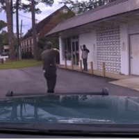 When you are a convicted felon and try to murder 3 police officers. Play stupid games win stupid prizes. meanwhileinflorida: When you are a convicted felon and try to murder 3 police officers. Play stupid games win stupid prizes. meanwhileinflorida