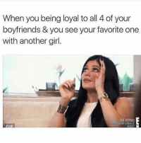 Bastard 😭 Rp @your_fuckboy @your_fuckboy @your_fuckboy @your_fuckboy: When you being loyal to al 4 of your  boyfriends & you see your favorite one  with another girl.  THE ROYALS  CN FINALI Bastard 😭 Rp @your_fuckboy @your_fuckboy @your_fuckboy @your_fuckboy
