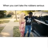 "Jay, Memes, and 🤖: When you cant take the robbers serious  daquancomedy @Regrann from @daquancomedy - I was dead when he said ""First of all she aint my girl she my sidechick"" she the fries, she never been the hamburger 😂😂 Hope Yall Laugh 💯😜➡️ Follow @Dagenius_Jay33 FOR MORE tag 3 friends to see this! dageniuscomedy jay funny reblog retweet follow follow followme followers follower nyc newyork queensnyc nycqueens nycbrooklyn followhim lmao comment comments commentbelow popular instagood iphonesia nyc instamood picoftheday bestoftheday"