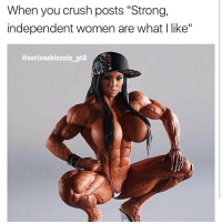 """😩😩😩😩 - [x] HaraamBanter Lol BizzPost Ctfu Memes DankMemes Rns Funny Hilarious Wtf Jokes: When you crush posts """"Strong,  independent women are what I like""""  @serious bizzniz pt2  A 😩😩😩😩 - [x] HaraamBanter Lol BizzPost Ctfu Memes DankMemes Rns Funny Hilarious Wtf Jokes"""