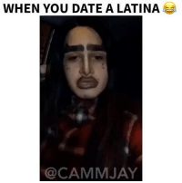 TAG YOUR HOMEGIRLS ! SPREAD THE WORD 😂 LADIES, WHEN IN DOUBT......GO CHECK IT OUT!: WHEN YOU DATE A LATINA  @CAMMJAY TAG YOUR HOMEGIRLS ! SPREAD THE WORD 😂 LADIES, WHEN IN DOUBT......GO CHECK IT OUT!
