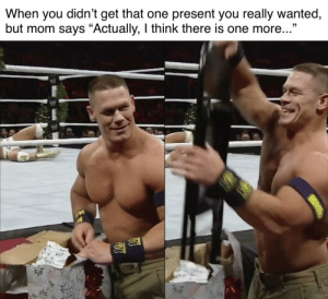 "Gets me every time via /r/wholesomememes https://ift.tt/34YgCxy: When you didn't get that one present you really wanted,  but mom says ""Actually, I think there is one more..."" Gets me every time via /r/wholesomememes https://ift.tt/34YgCxy"