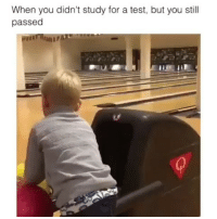 Follow me (@bitchy.code) for more😄: When you didn't study for a test, but you still  passed Follow me (@bitchy.code) for more😄
