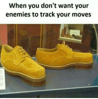 I found the perfect foil for trackers!!: When you don't want your  enemies to track your moves I found the perfect foil for trackers!!