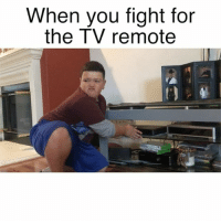 This is how it is with siblings 🙄😩 Check out my other page @mrchuy0123 for more funny videos! @mrchuy0123 @mrchuy0123: When you fight for  the TV remote This is how it is with siblings 🙄😩 Check out my other page @mrchuy0123 for more funny videos! @mrchuy0123 @mrchuy0123