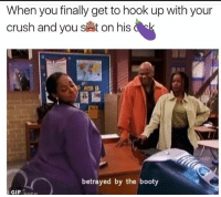 Hook up with your crush