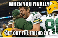 Congrats! Credit: Chachi Saldana   LIKE NFL Memes!: WHEN YOU FINALLY  PEAR  GET OUT THE FRIEND ZONE Congrats! Credit: Chachi Saldana   LIKE NFL Memes!