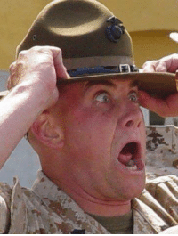 When you find out the designated driver is a 2nd Lieutenant in the Army National Guard...: When you find out the designated driver is a 2nd Lieutenant in the Army National Guard...