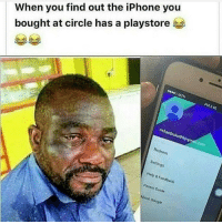 Memes, 🤖, and The Iphone: when you find out the iPhone you  bought at circle has a playstore  900 MTN  richardsuka  suka9  Redeem  Settings  Help & Feedback  Parent Guide  Google I'm gonna pave the way for monotone rappers