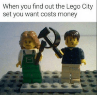 When You Find Out the Lego City Set You Want Costs Money ...