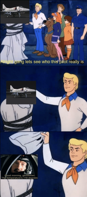 When you find out who's piloting the A-4B skyraider: When you find out who's piloting the A-4B skyraider