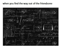 Out Of The Friend Zone