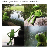 Funny, Meme, and Netflix: When you finish a series on netflix Me after the new season of OITNB @meme.w0rld 😩😂