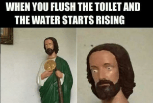 Tumblr, Blog, and Http: WHEN YOU FLUSH THE TOILET AND  THE WATER STARTS RISING rage-comics-base:  That moment…