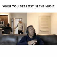 """Memes, Michael Jackson, and 🤖: WHEN YOU GET LOST IN THE MUSIC Yo @SupaDupahumble you almost got me killed Freddy vs Jason style! This my shit! ImMichaelJackson 😂😂😂😂 ➖➖➖➖➖➖➖➖➖➖➖➖➖ Video with @matthewraymond_ @patdlucky Song: """"Michael Jackson"""" Artist: @supadupahumble ➖➖➖➖➖➖➖➖➖➖➖➖➖ NellyVidz JustComedy TagAFriend"""