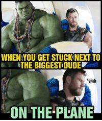 "Lol, Memes, and Nerd: WHEN YOU GET STUCKINEXT TO  THE BIGGESTDUDE  *sigh  ON THE-PLANE 🤔WHAT WOULD YOU TITLE a ""THOR & HULK"" BUDDY MOVIE?? . . Edit by @cagednerd of Partynerdz (He forgot to tag lol) . . thor raiden hela Marvel cosplayers thorragnarok starlord netflix x23 cosplay lukecage negan breakup cosplayer blackpanther cosplay nerd infinitywar Thanos geekgirl partynerdz deadpool spiderman lordoftherings guardiansofthegalaxy defenders"