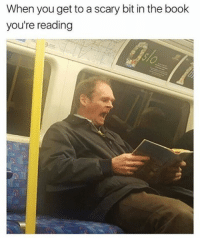 Are there any meme accounts that follow this page. Like not tumblr memes but I'm talking real dank shit. Like supreme shit posting -Beenis: When you get to a scary bit in the book  you're reading Are there any meme accounts that follow this page. Like not tumblr memes but I'm talking real dank shit. Like supreme shit posting -Beenis