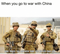 """<p>How many lives do they have? via /r/memes <a href=""""https://ift.tt/2I2HD9i"""">https://ift.tt/2I2HD9i</a></p>: When you go to war with China  BRO! THATS THESEVENTH TIME INEKILLED THAT <p>How many lives do they have? via /r/memes <a href=""""https://ift.tt/2I2HD9i"""">https://ift.tt/2I2HD9i</a></p>"""