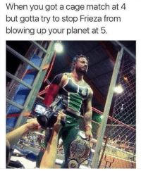 Android, Anime, and Bulma: When you got a cage match at 4  but gotta try to stop Frieza from  blowing up your planet at 5. priorities ______ check out @worldofanime for sick anime shirts hoodies and more! ______ TAGS: < dbz> < dragonballz> < anime> < manga> < dbzmemes> < dragonballkai> < japanese> < saiyan> < cell> < bulma> < love> < shenlong> < goku> < vegeta> < trunks> < buu> < cabba> < android> < capsulecorp> < animelover> < otaku> < japan> < bandai> < piccolo> < whis> < beerus> < dragonball> < dbs> < amv>