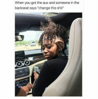 "In My Patches Voice: ""Don't Disrespect Me Like That"" 😑😑😂😂😂😂 hiphophumor musichumor pettypost pettyastheycome straightclownin hegotjokes jokesfordays itsjustjokespeople itsfunnytome funnyisfunny randomhumor: When you got the aux and someone in the  backseat says ""change this shit"" In My Patches Voice: ""Don't Disrespect Me Like That"" 😑😑😂😂😂😂 hiphophumor musichumor pettypost pettyastheycome straightclownin hegotjokes jokesfordays itsjustjokespeople itsfunnytome funnyisfunny randomhumor"