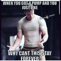 @thegymdudes 💥YOUTUBE LINK IN BIO 💥Check it out and subscribe if you would like! New content coming weekly! 💪🏼💪🏼💪🏼 _ Hashtags: gym gymrat gymmemes gymtime gymflow funny meme bodybuilding swole weightlifting weights benchpress aesthetics shredded ripped healthy cleaneating girlswholift fitfam flex cheatmeal gymgrind riseandgrind quads traps workinprogress progress: WHEN YOU GOTA PUMP AND YOU  JUST LIKE  Official  umGajRS IG  WHY CANT THIS STAY  FOREVER @thegymdudes 💥YOUTUBE LINK IN BIO 💥Check it out and subscribe if you would like! New content coming weekly! 💪🏼💪🏼💪🏼 _ Hashtags: gym gymrat gymmemes gymtime gymflow funny meme bodybuilding swole weightlifting weights benchpress aesthetics shredded ripped healthy cleaneating girlswholift fitfam flex cheatmeal gymgrind riseandgrind quads traps workinprogress progress