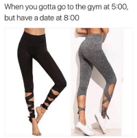 """Memes, Yoga Pants, and 🤖: When you gotta go to the gym at 5:00,  but have a date at 8:00 @behindhemlines Ballerina Yoga Pants! ❤️ Use code """"WILLENT"""" for 10% off your order today! 👉 @behindhemlines 👉 @behindhemlines Shop now! www.behindhemlines.com Worldwide shipping"""