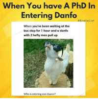 "Click, Memes, and Link: When You have A PhD In  Enterina Danfo  #KraksList  When you've been waiting at the  bus stop for 1 hour and a danfo  WI  with 2 hefty men pull up  Who is entering one chance? Tag someone who has a PhD in Danfo entering 😂😂😂😂 List by @h_a_u_w_a To submit your lists & have them featured on @KraksTV & @KraksHQ 1. Register on www.kraks.co (link in bio) 2. Click the + icon 3. Click ""Lists"" and voila 😎 KraksList KraksTV"