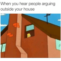 NOSEY AF 😂😂 @funnyblack.s ➡️ TAG 5 FRIENDS ➡️ TURN ON POST NOTIFICATIONS: When you hear people arguing  outside your house NOSEY AF 😂😂 @funnyblack.s ➡️ TAG 5 FRIENDS ➡️ TURN ON POST NOTIFICATIONS