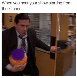 Pinterest, You, and Show: When you hear your show starting from  the kitchen  @thenewscian 𝘍𝘰𝘭𝘭𝘰𝘸 𝘮𝘺 𝘗𝘪𝘯𝘵𝘦𝘳𝘦𝘴𝘵! → 𝘤𝘩𝘦𝘳𝘳𝘺𝘩𝘢𝘪𝘳𝘦𝘥