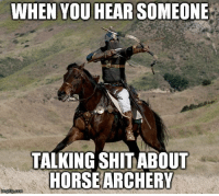 We're with you, great dadaji. We never forget our roots.  —Admin Babur: WHEN YOU HEARSOMEONE  TALKING SHIT ABOUT  HORSE ARCHERY  imgrip.com We're with you, great dadaji. We never forget our roots.  —Admin Babur