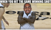Arron Afflalo hits the game-winning 3-POINTER vs. the Cavs! #Kings Nation: WHEN YOU HIT THE GAME WINNING SHOT  GaNBAMEMES Arron Afflalo hits the game-winning 3-POINTER vs. the Cavs! #Kings Nation