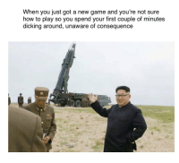 "<p>does this hold up well? via /r/MemeEconomy <a href=""http://ift.tt/2x8vAAP"">http://ift.tt/2x8vAAP</a></p>: When you just got a new game and you're not sure  how to play so you spend your first couple of minutes  dicking around, unaware of consequence <p>does this hold up well? via /r/MemeEconomy <a href=""http://ift.tt/2x8vAAP"">http://ift.tt/2x8vAAP</a></p>"