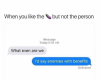 Enemies With